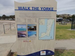 Walk the Yorke walking routes around the Copper Coast